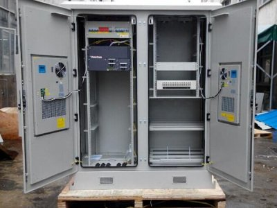 Internal structure of electrical box