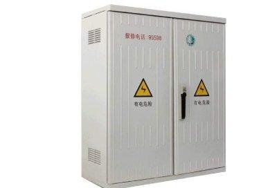 Substation box intelligent lock