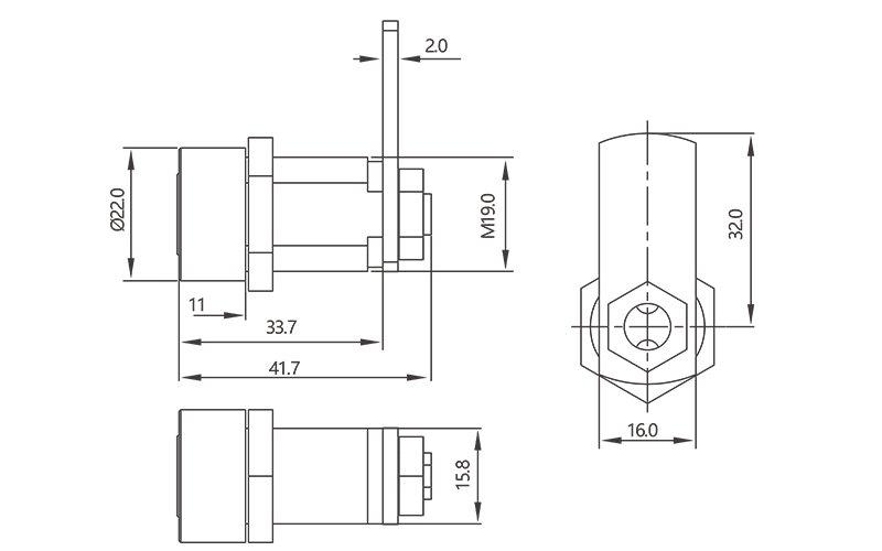 C03 Dimensions
