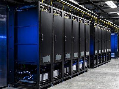 Laboratory-server-cabinet