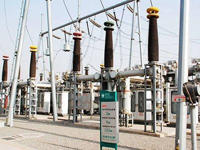 transformer-substation