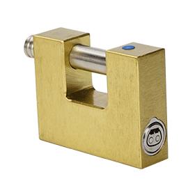 steel shutter padlock