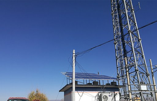 daily normal operation of the communication base station