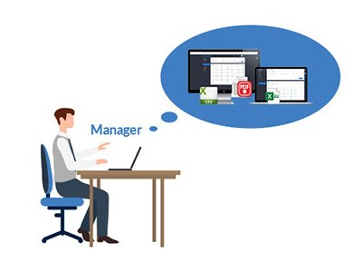 More secure and efficient management1