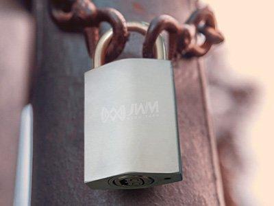 smart padlock control