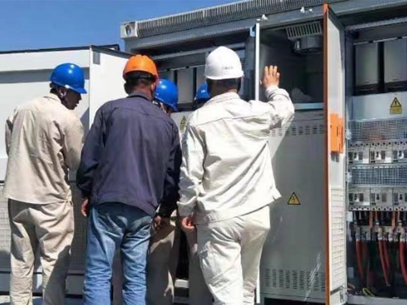 Maintenance of power equipment1