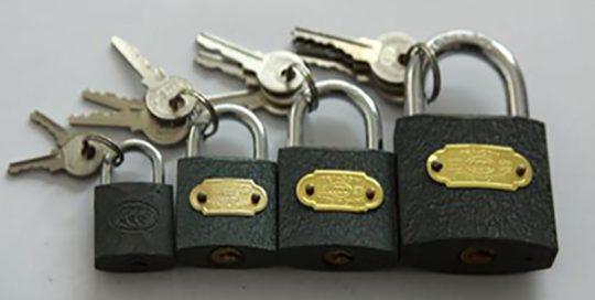 Development of locks