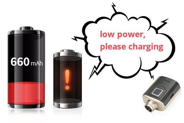 low-power-alarm