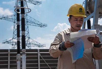 Substation-Intelligent-Cabinet-Lock-Scheme